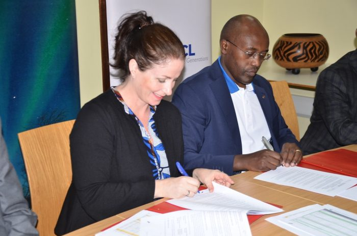 UEGCL receives 5-year Grant support from the Norwegian Government