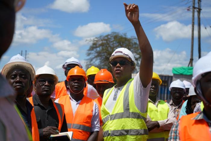 Uganda Institution of Professional Engineers Mark 4th Visit to Karuma HHP