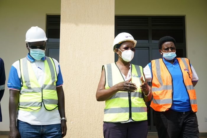 UEGCL Board Of Directors Applauds Karuma EPCC on improved Quality Of Works