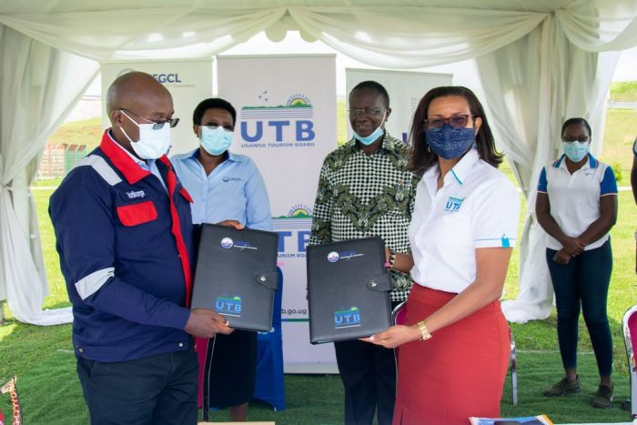Uganda Tourism Board (UTB) seals deal with UEGCL to package & market Karuma & Isimba Hydro Power Stations as Tourism Products