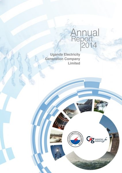 UEGCL Annual Report For the Year Ended 2014