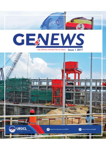 GeNews Newsletter 1st Edition