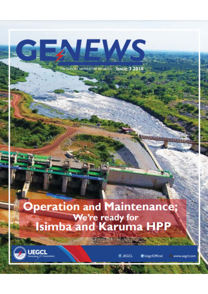 GeNews Newsletter 3rd Edition