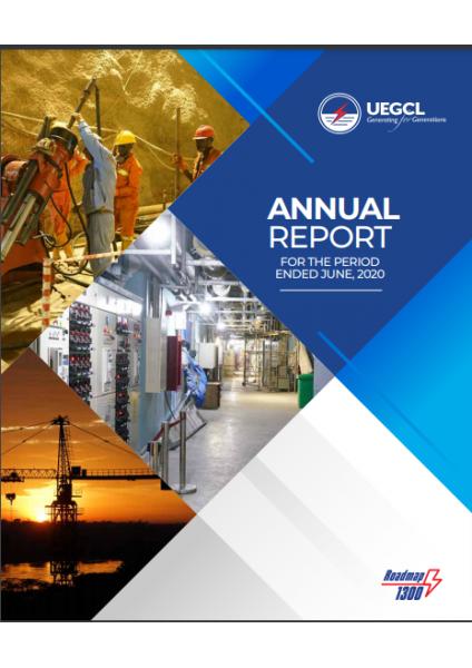 UEGCL Annual Report 2020