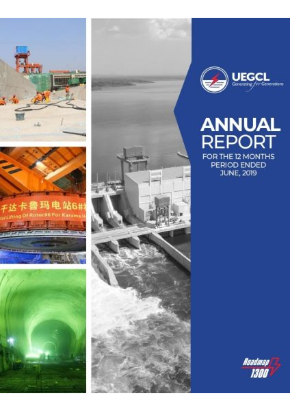 Annual Report for the 18 months Ended June 2019