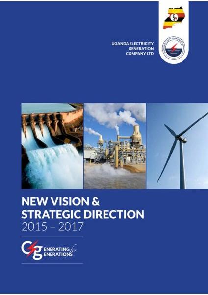 New Vision & Strategic Direction 2015 - 2017